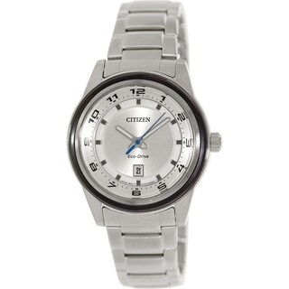 Citizen Men's FE1094-65A Stainless Steel Eco-Drive Watch