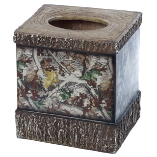 HiEnd Accents Camo Tissue Box