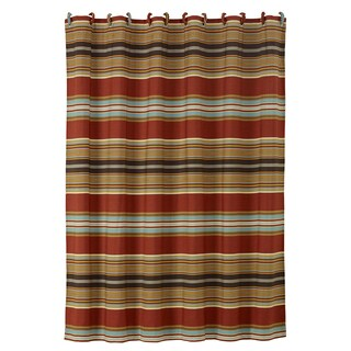 HiEnd Accents Calhoun Shower Curtain