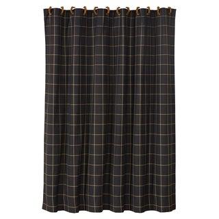 HiEnd Accents Ashbury Shower Curtain