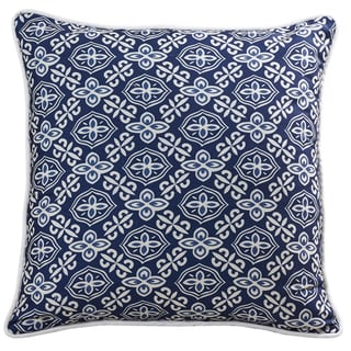 HiEnd Accents Monterrey Cotton Throw Pillow