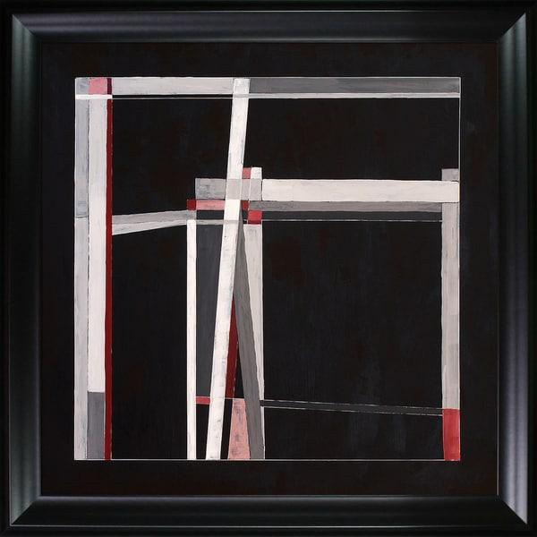 Clive Watts Rangle No 11 Framed Fine Art Print