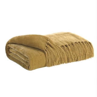 Signature Designs by Ashley Revere Bronze Throw (Set of 3)