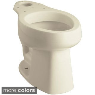 Windham 1.28 GPF or 1.6 GPF Elongated Toilet Bowl