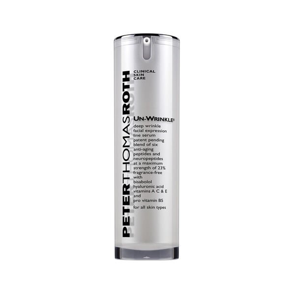 Peter Thomas Roth 2-ounce Un-Wrinkle Deep Wrinkle Facial Expression Line Serum