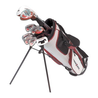 Tour Edge Golf Men's Tour Zone Golf Set with Bag