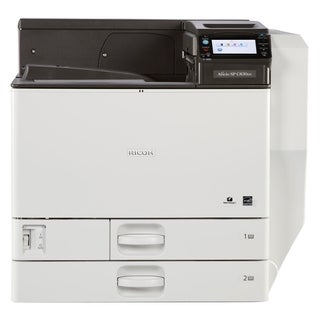 Ricoh Aficio SP C830DN Laser Printer - Color - 9600 x 600 dpi Print -