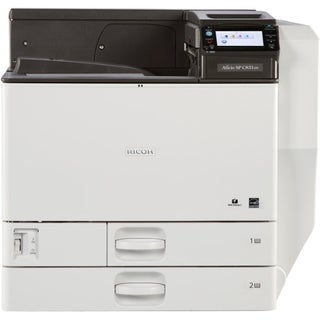 Ricoh Aficio SP C831DN Laser Printer - Color - 9600 x 600 dpi Print -