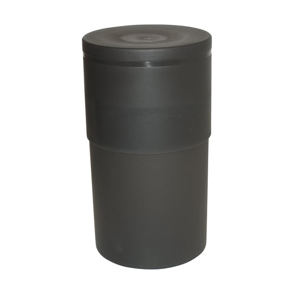 Le Tube 25-cigar Humidor Black Tube