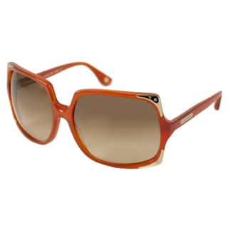 Michael Kors Women's MKS523 Rectangular Sunglasses