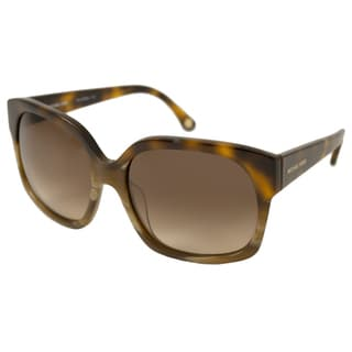 Michael Kors Women's MKS851 Eliza Rectangular Sunglasses