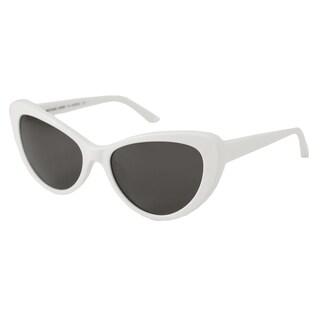 Michael Kors Women's MKS852 Eva Cat-Eye Sunglasses