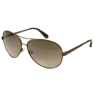 Marc by Marc Jacobs Women's MMJ184STS Aviator Sunglasses