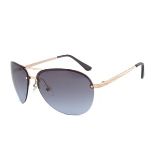 Michael Kors Women's M2068S Kai Aviator Sunglasses