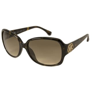 Michael Kors Women's M2789S Harper Rectangular Sunglasses