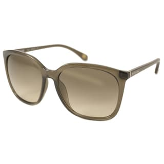 Michael Kors Women's M2948S Essex Rectangular Sunglasses