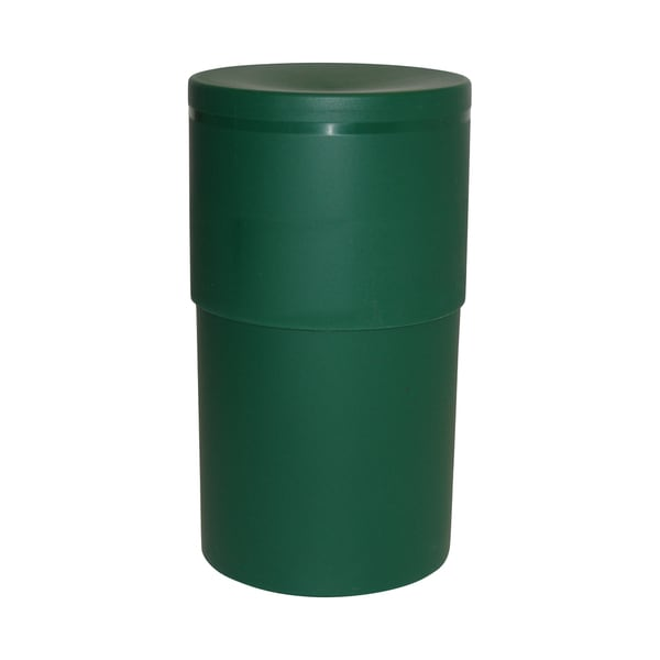 Le Tube Green 25-cigar Humidor Tube