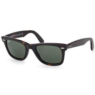 Ray-Ban Men's/ Unisex RB2140 Wayfarer Sunglasses