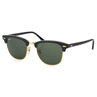 Ray-Ban Men's RB3016 Clubmaster Sunglasses
