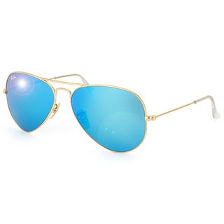 Ray-Ban Men's/ Unisex RB3025 Aviator Sunglasses