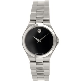 Movado Women's 0606558 Stainless Steel Swiss Quartz Watch