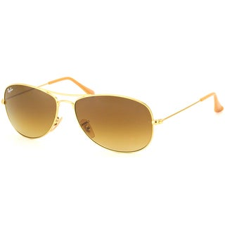 Ray-Ban 'RB3362' Unisex Cockpit Aviator Sunglasses