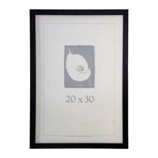 Corporate Picture Frame (10-inches x 30-inches)