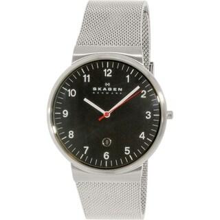 Skagen Men's Anchor SKW6051 Stainless Steel Quartz Watch