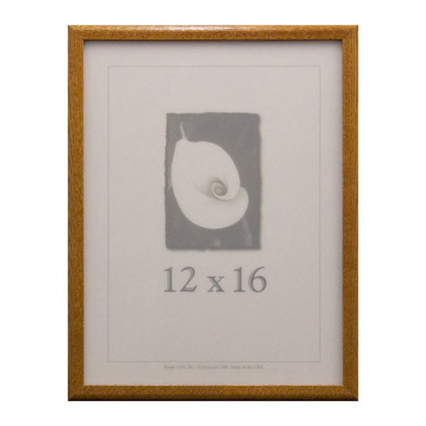 Economy 12-inch x 16-inch Picture Frame