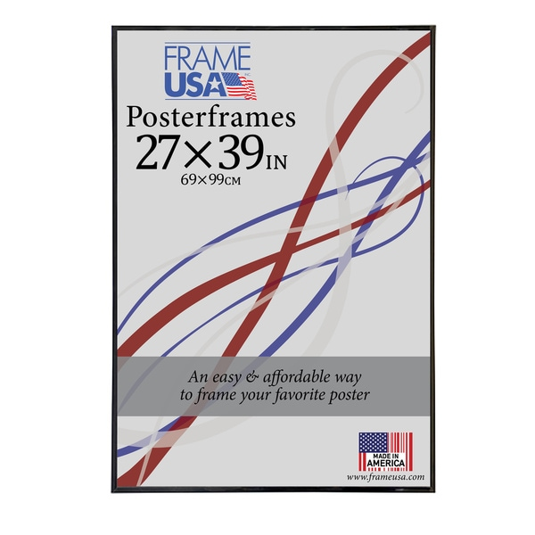 27 x 39 poster frames