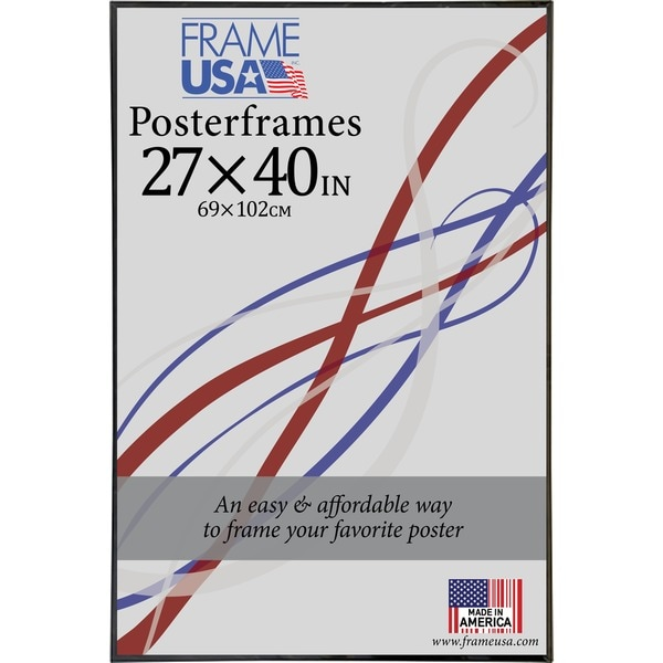 27 by 41 poster frames