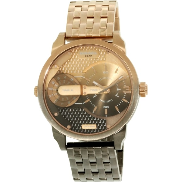 Diesel Men's Little Daddy DZ7329 Multi-color Stainless Steel Quartz Watch
