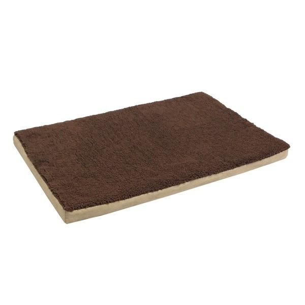 Animal Planet Sherpa Memory Foam Pet Bed/ Crate Mat