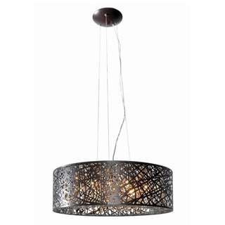 Fizz III 9-light Single Pendant