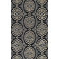 Global Bria Hand-tufted Wool Area Rug (8' x 10')