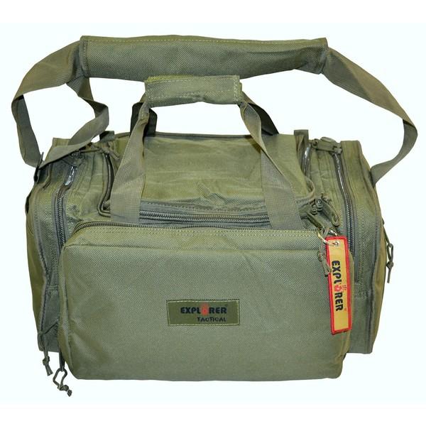 Explorer Large Padded Deluxe Tactical Range Bag