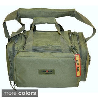 Explorer Large Padded Deluxe Tactical Range Bag