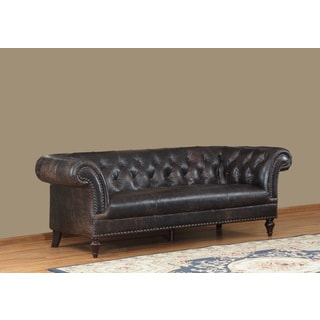 Jaffna Leather Sofa