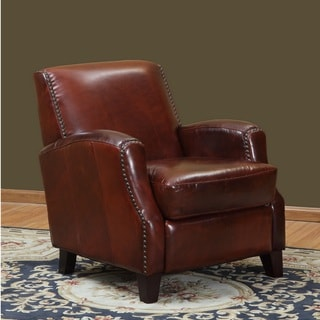 Lawrence Leather Club Chair
