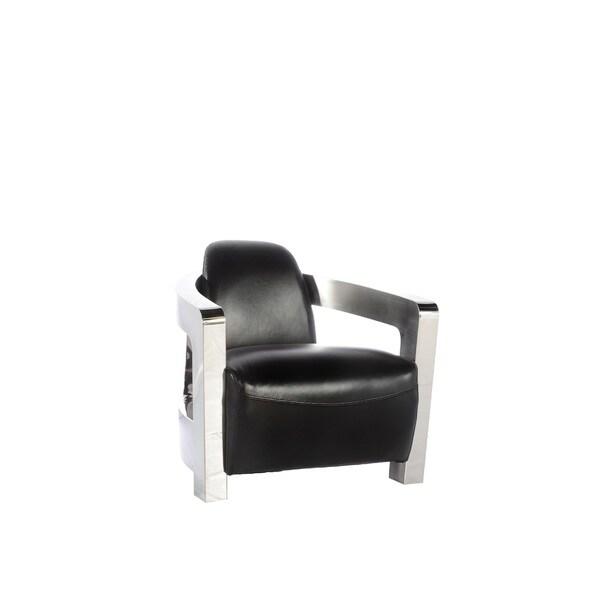 Halton Bomber Leather Chair