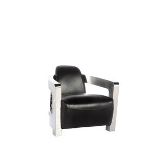 Halton Bomber Leather Chair