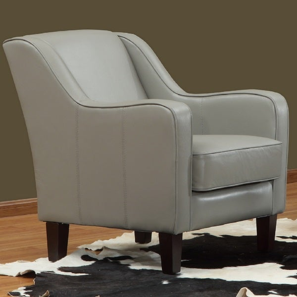 Ford Leather Club Chair
