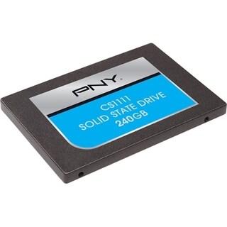 """PNY CS1000 CS1111 240 GB 2.5"""" Internal Solid State Drive"""
