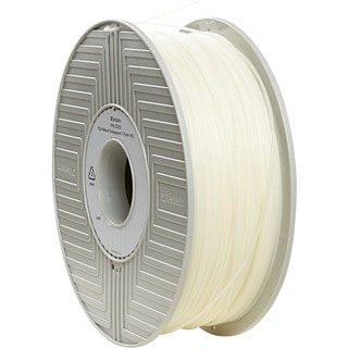 Verbatim PLA 3D Filament 1.75mm 1kg Reel - Natural Transparent