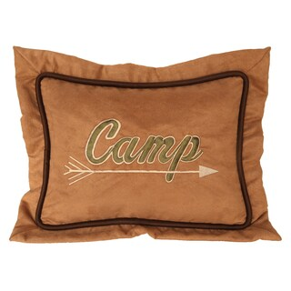 Lodge Camp Pillow
