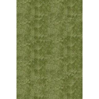 Handmade Posh Shag Rug (9' x 12')