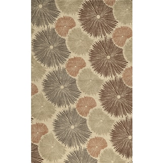 Soho Blossom New Zealand Wool Rug (9'6 x 13'6)