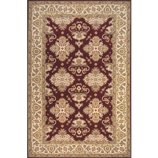 Royal Persian Hand Finished New Zealand Wool Rug (9'6 x 13')