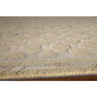 "Momeni Silk Touch Atlas Wool Rug (9'6"" X 13')"