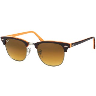 Ray-Ban Unisex RB3016 112685 Clubmaster Sunglasses
